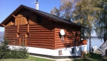 Luxusní rekreační chata