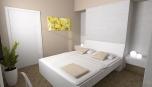 Městský byt - elegantní ložnice