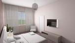Městský byt - druhá ložnice