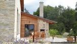 Rodinný dům ve svahu - terasa