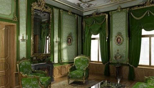 Reprezentativní interiér