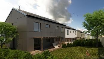 Výstavba a prodej domů