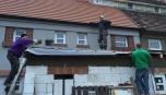 kompletní rekonstrukce domu na Spořilově