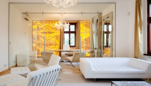 Rekonstrukce interiéru vily