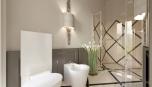 Klasický interiér v moderní vile