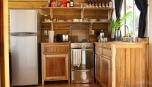 Kuchyně v apartmánu NEGRO