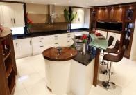 Kuchyně Palazzio Juglans