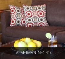 Amarradero apartmán Negro