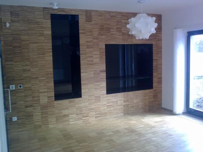 Moderní podlahy se vyznačují úzkými lištami, které ve větší ploše působí až jednolitým dojmem