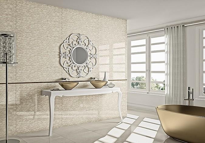 Model Phuket ze série Aparici Whitebody koupelně přidává luxus i eleganci