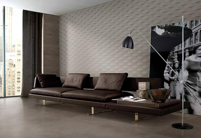 Kvalitní designová řada Aparici Novocemento dodá styl a atmosféru každému pokoji