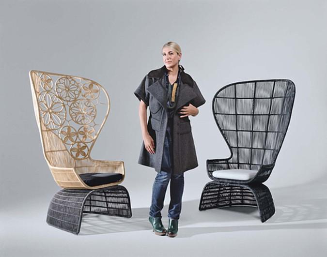 Designerka s opravdu širokým záběrem, která ráda navrhuje věci různých stylů