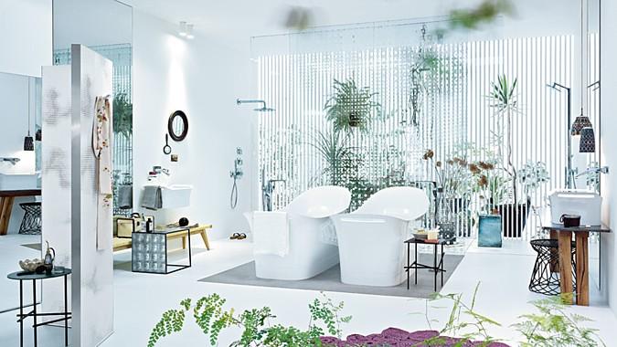 Kolekce do koupelny Axor Urquiola