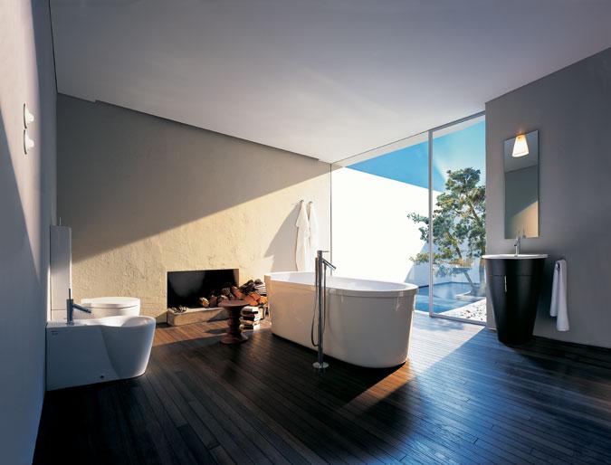 Axor Starck - estetika minimalismu  je to, po čem dnešní lidé v hektické době prahnou.