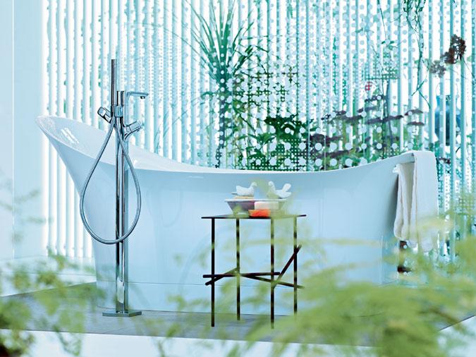 Axor Urquiola sjednocuje styl Vaší koupelny.