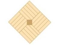 Možnost zvolení vzoru tzv čtverců s kostkou
