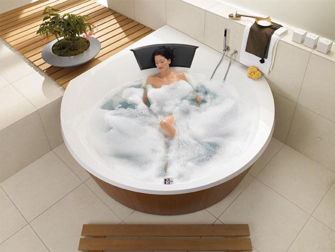 SPA ve formě vířivek poskytuje komfort a luxus