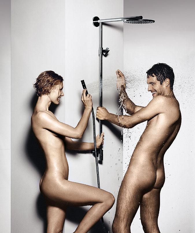 Sprcha, sprchování