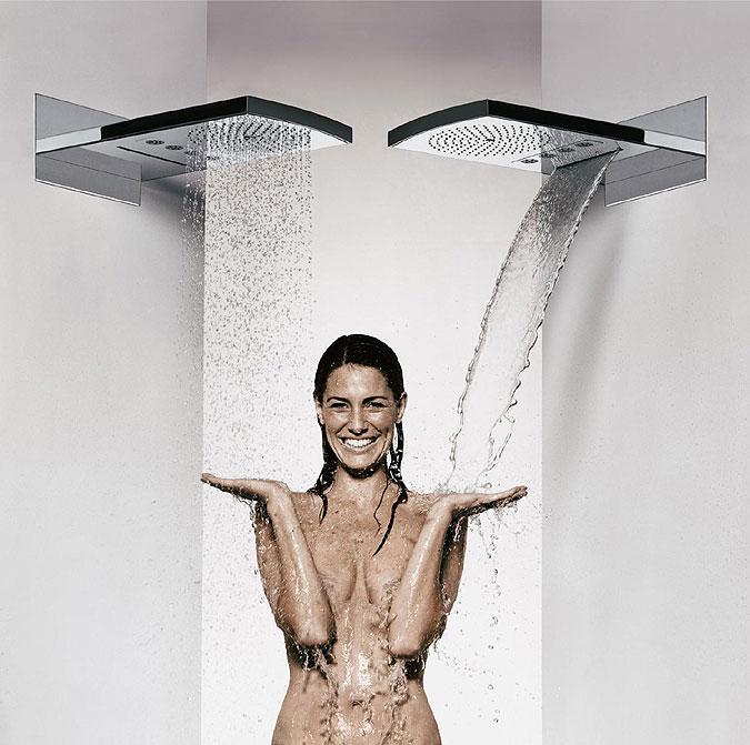 sprcha a sprcha