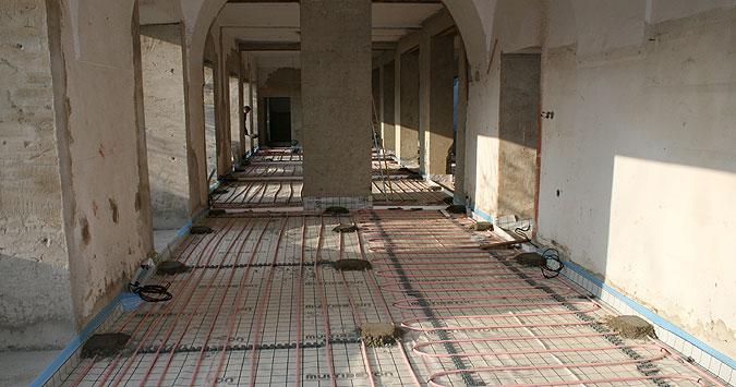 Systém podlahového vytápění Multibeton je špičkou v oblasti těchto sytémů. O vynikajících vlastnostech jednotlivých komponent se dozvíte více od našich stavebních poradců.