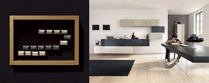 Kuchyně - luxusní vzhled