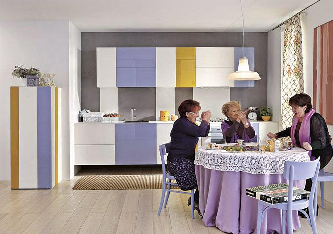 Kuchyně elegantní - Elegance, která není fádní
