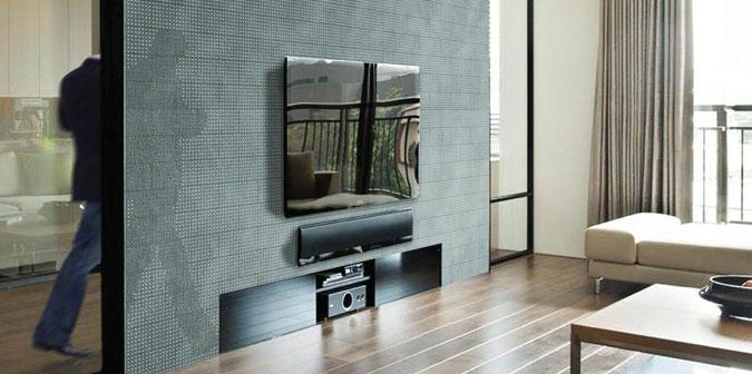 LiCrete® je neobvyklé řešení pro oderní interiér.
