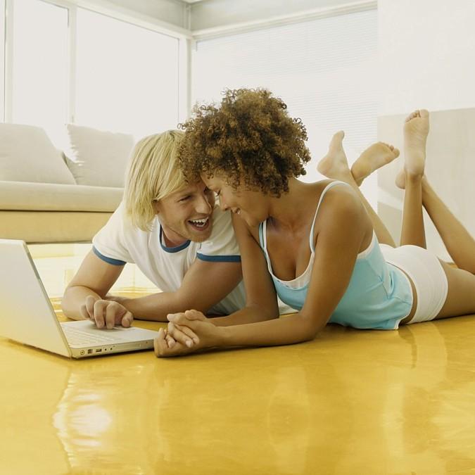 Regulace podlahového vytápění je možná i přes internet