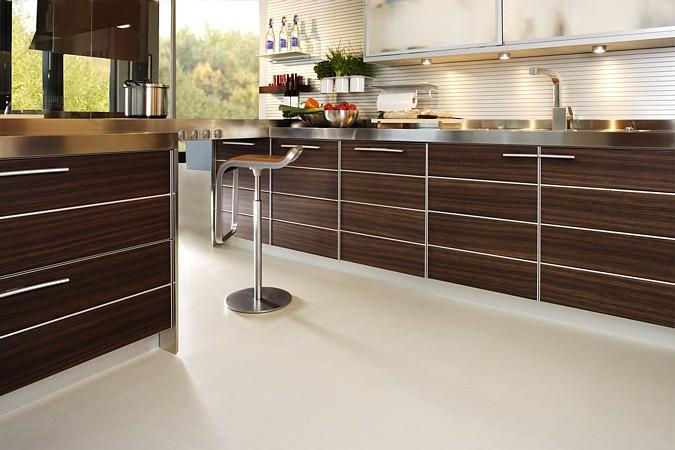 Podlahové vytápění v kuchyni