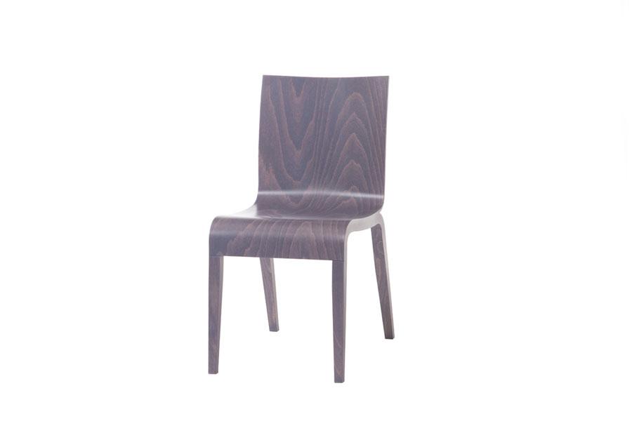 Židle SIMPLE od studia Olgoj Chorchoj