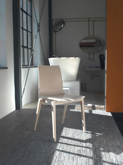 Židle Stockholm