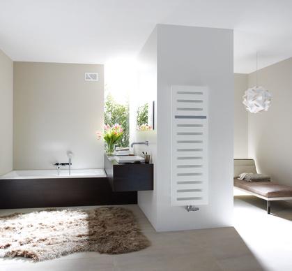 Zehnder Metropolitan je vkusný radiátor s univerzálním použitím