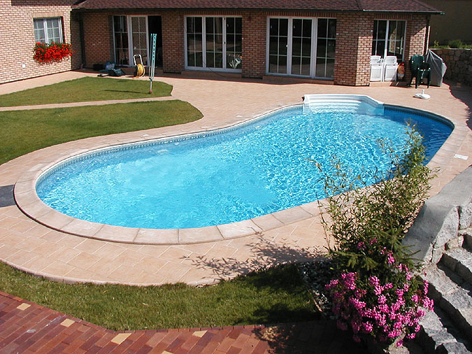 Bazén folie