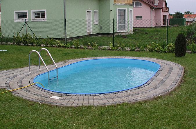 Bazén z plastu