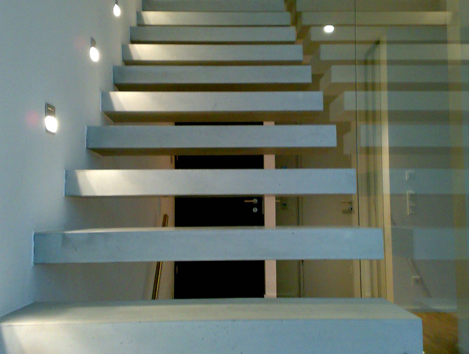 konzolove schody