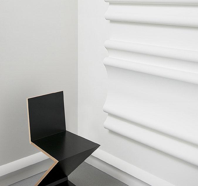 Moderní designový interiér s využitím dekorací Orac.
