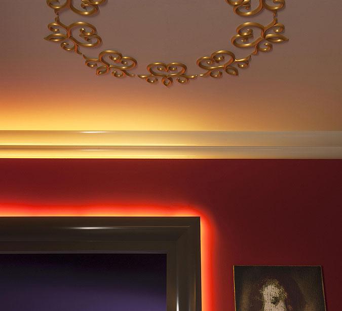 Dekorace interiéru vytvoří z běžného bytu výjimečný interiér.