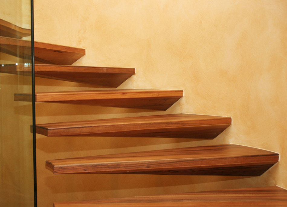 konicke stupne konzoloveho schodiste