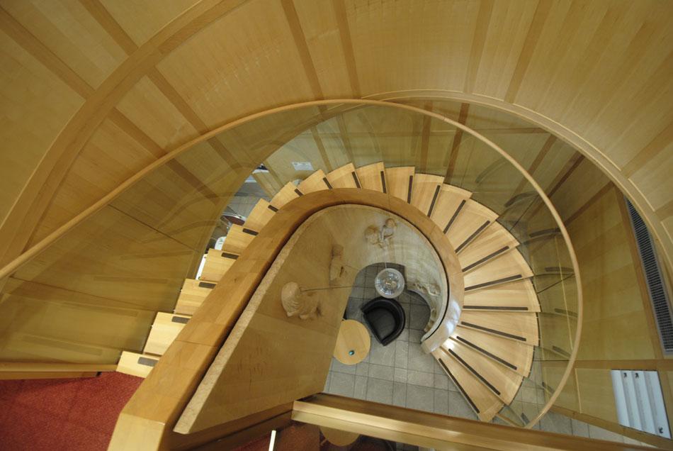 drevene konzolove schodiste