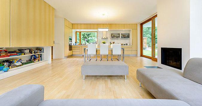 Design interiéru komplexně.