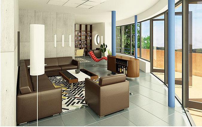 interiér - návrh architekta