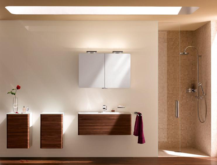 Koncept KEUCO v koupelnovém vybavení.