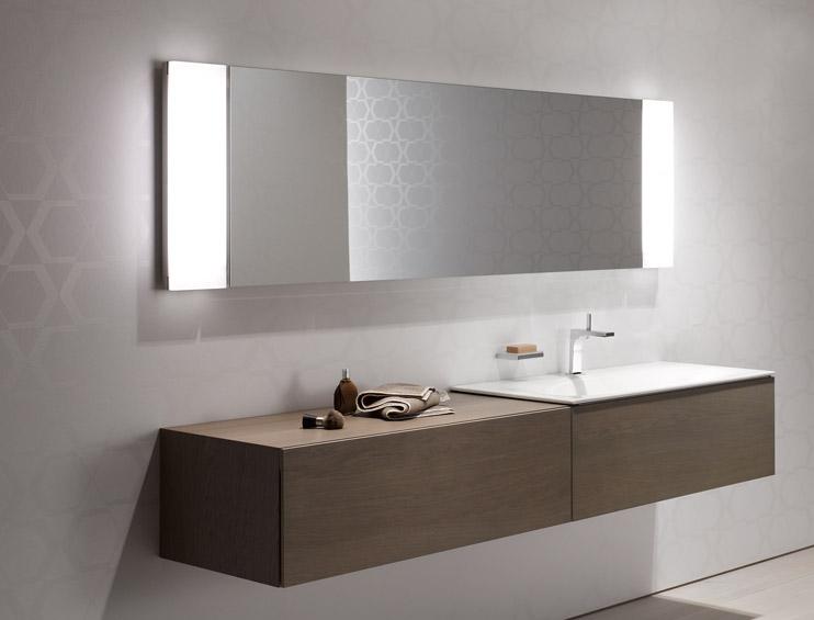 Produkty KEUCO - zrcadlová skříňka a koupelnová skříňka