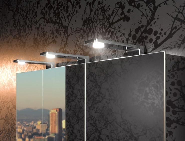 Design KEUCO zrcadlova skrinka