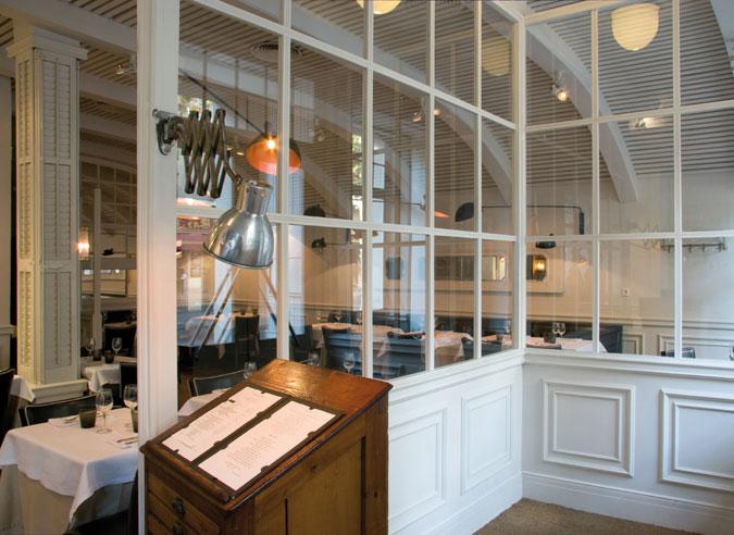 Stylový interiér v komerčním podání. Rychle a snadno.