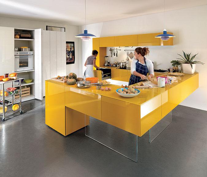 Kuchyň ve které je vaření hra