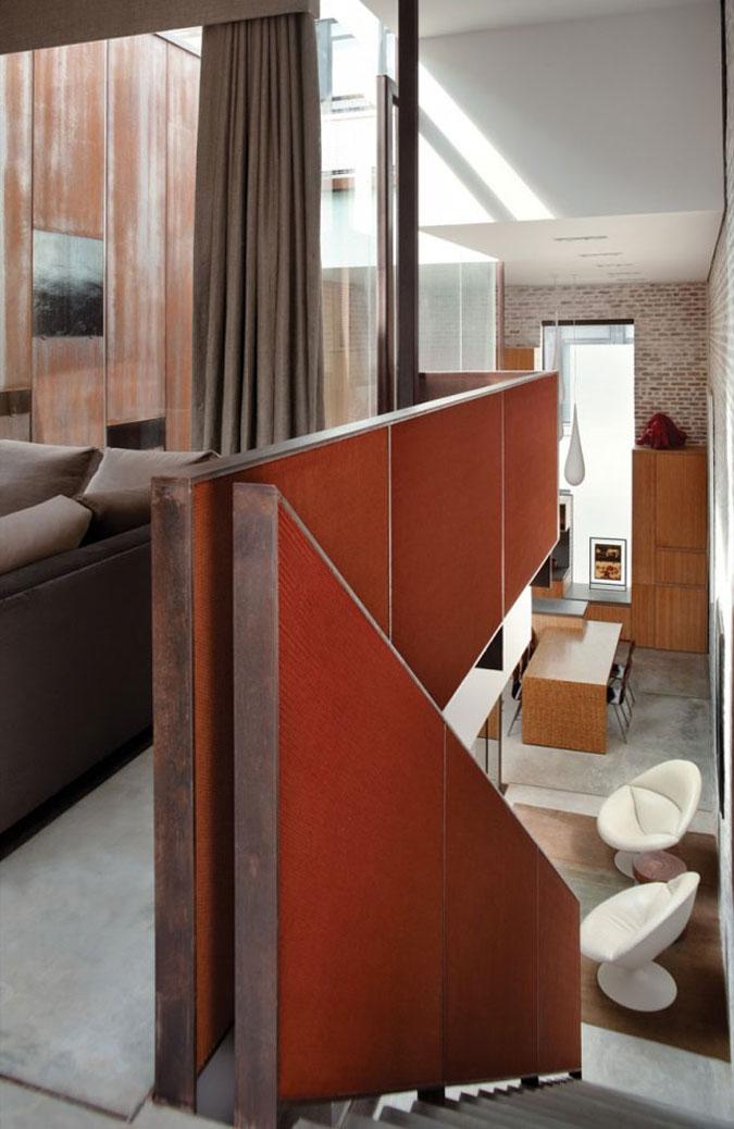 Mezonetové byty poskytují dostatek prostoru, jako bydlení v domě.