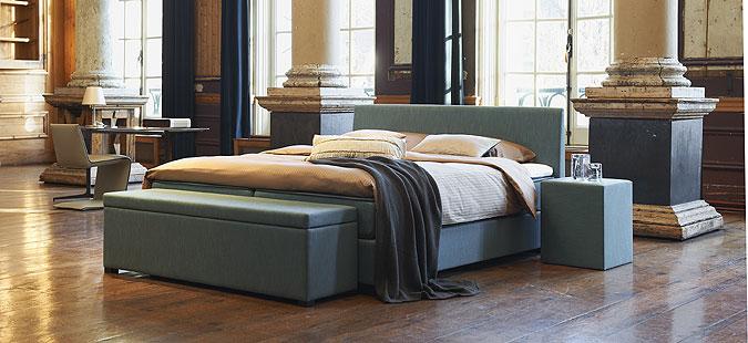 Luxusní postel Pullman Vancouver.