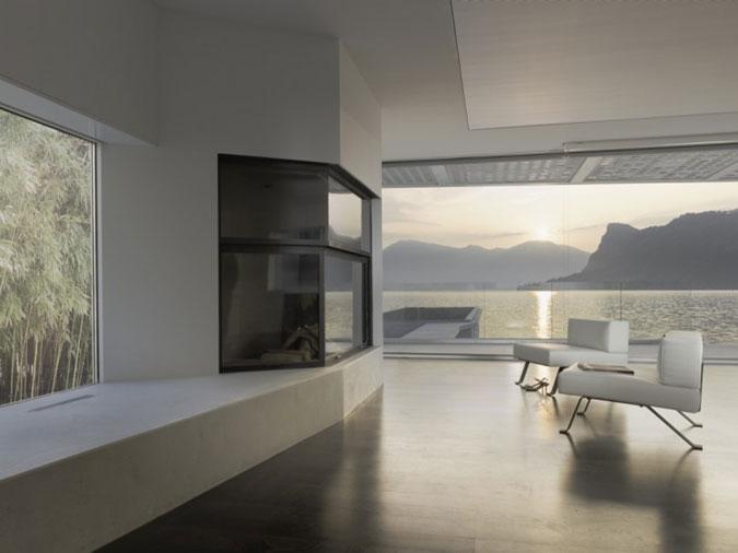 Moderní interiér.