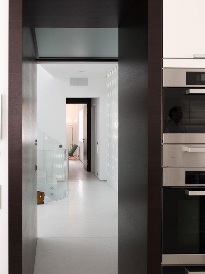 Moderní dům - interiér